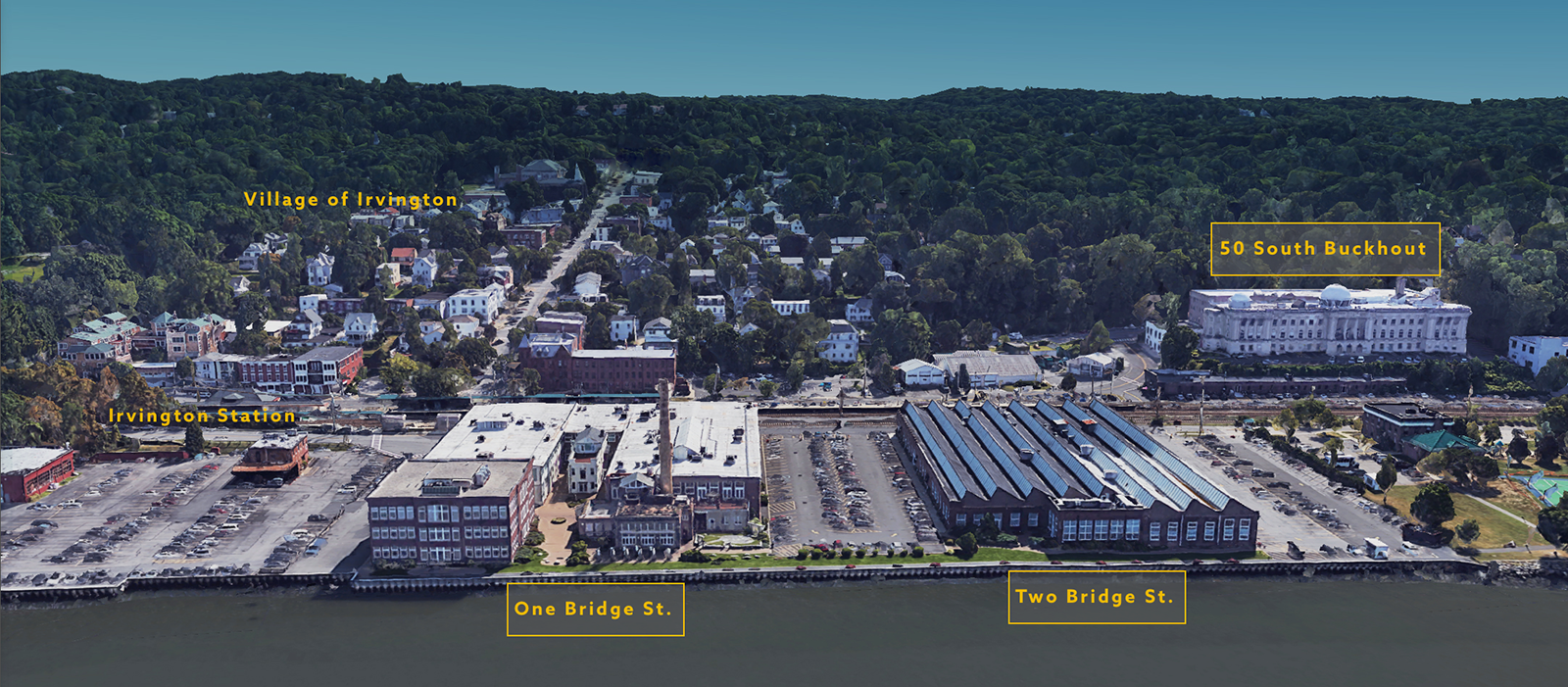 bridge street on hudson site plan